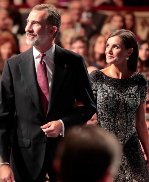 Los Reyes presiden la entrega de los Premios Princesa de Asturias 2018