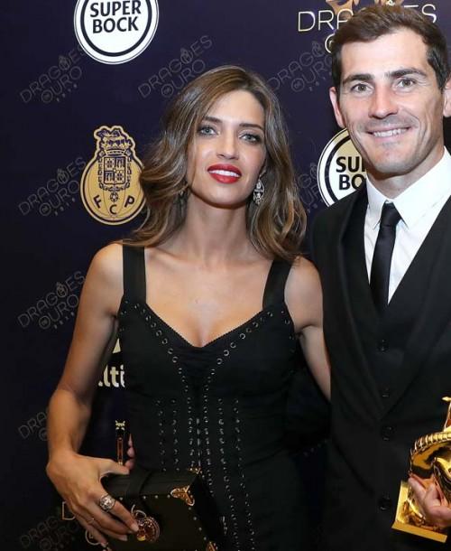 Registran la casa de Iker Casillas y Sara Carbonero en Oporto