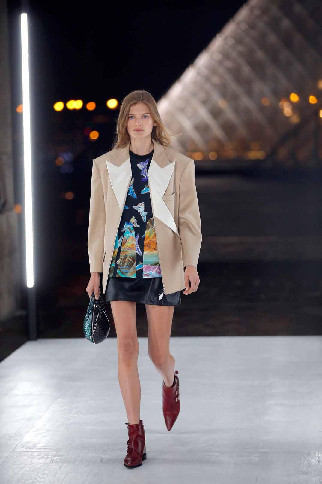 Paris Fashion Week - Louis Vuitton Primavera-Verano 2019
