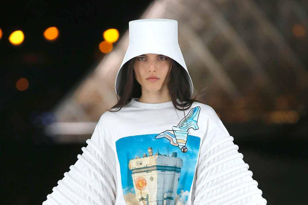 París Fashion Week: Louis Vuitton Primavera-Verano 2019
