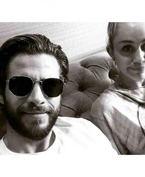 La mansión de Miley Cyrus y Liam Hemsworth reducida a cenizas