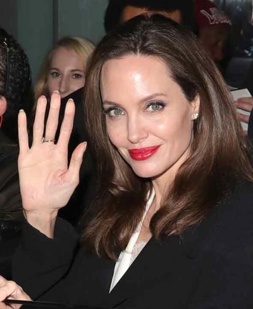 El regreso de Angelina Jolie