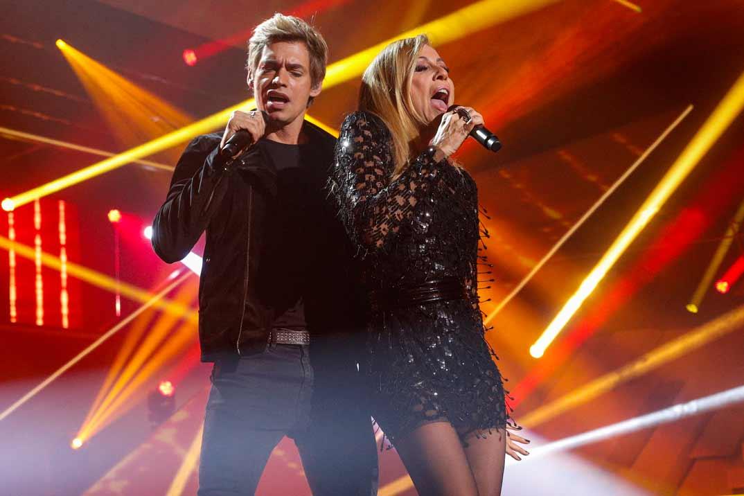 Marta Sánchez y Carlos Baute, juntos de nuevo