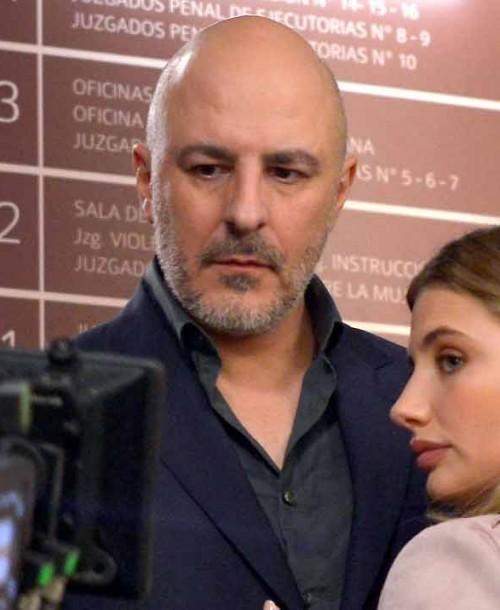 Roberto Álamo y Miriam Giovanelli protagonizan «Caronte», la nueva serie de Telecinco
