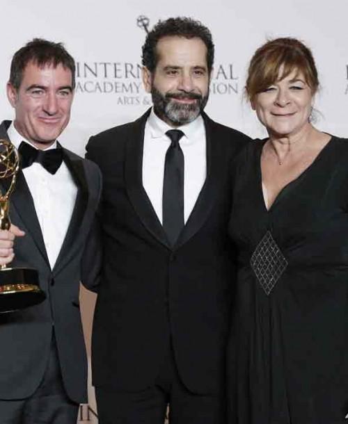 Nuevo éxito de «La Casa de Papel»: Premio Emmy Internacional Mejor Drama