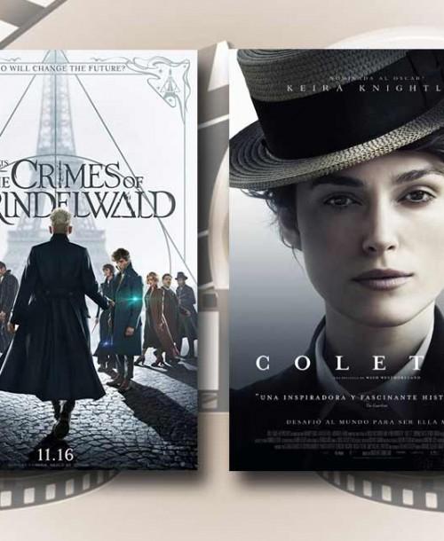 Estrenos de Cine de la Semana… 16 de Noviembre 2018