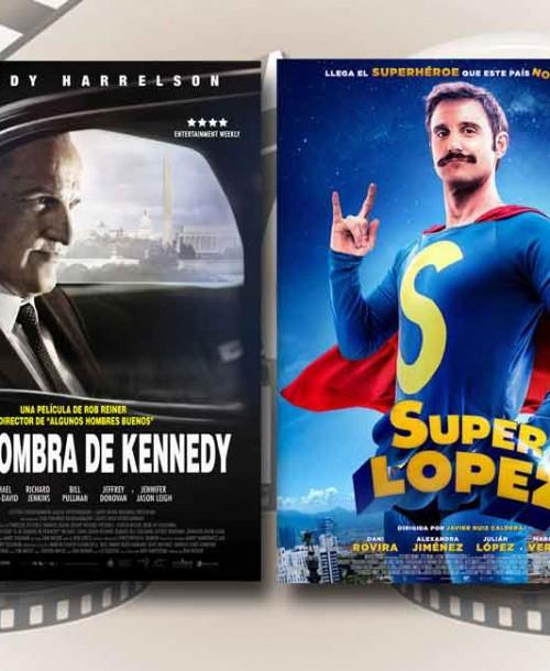Estrenos de Cine de la Semana… 23 de Noviembre 2018