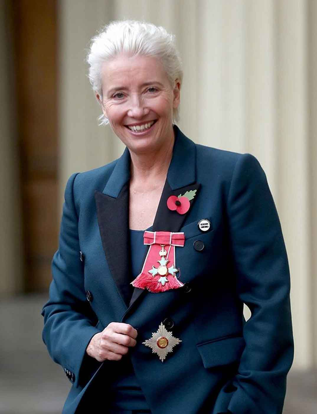 Emma Thompson © Redes Sociales