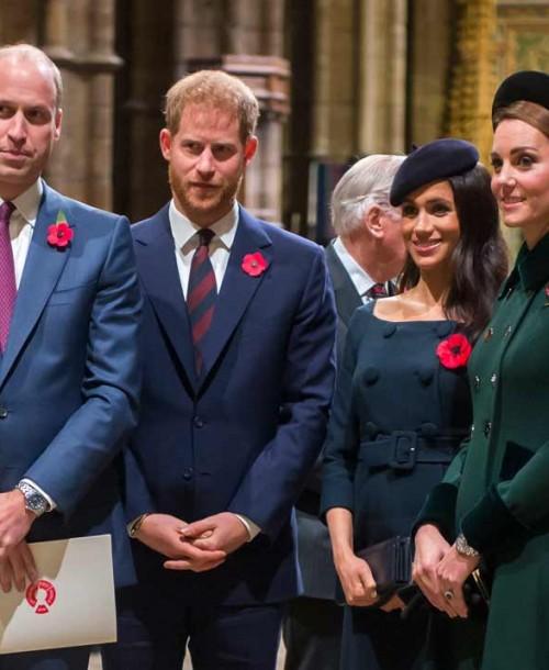 El príncipe Guillermo y Kate Middleton ya conocen a su sobrino Archie