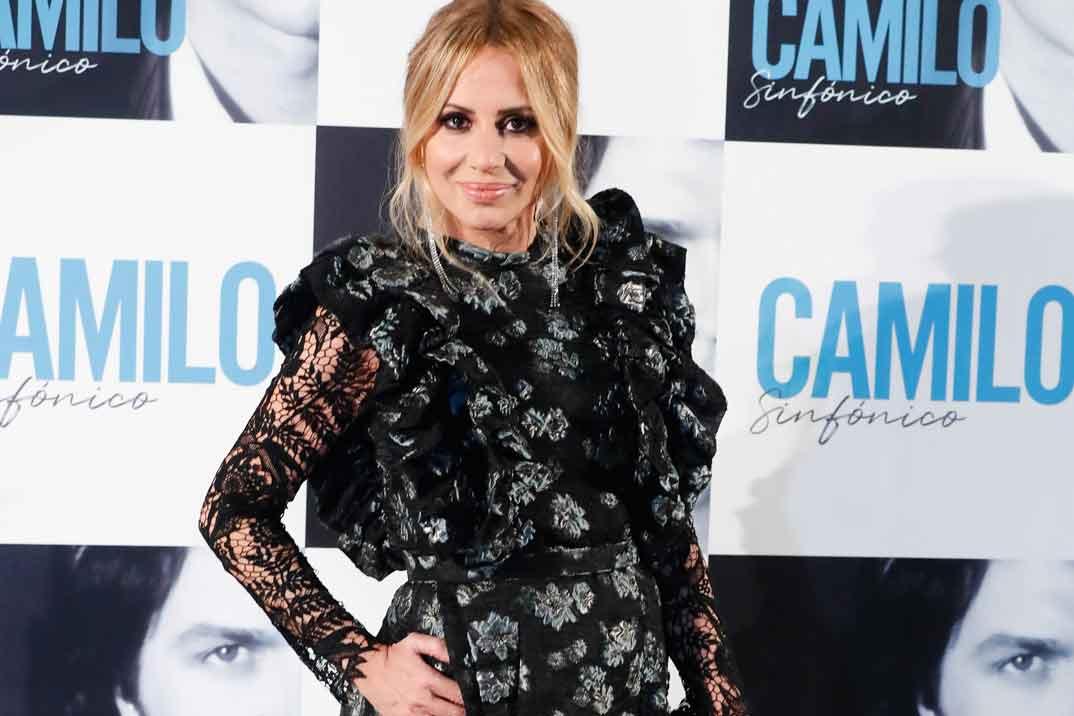 Marta Sánchez copia el look de Sara Carbonero