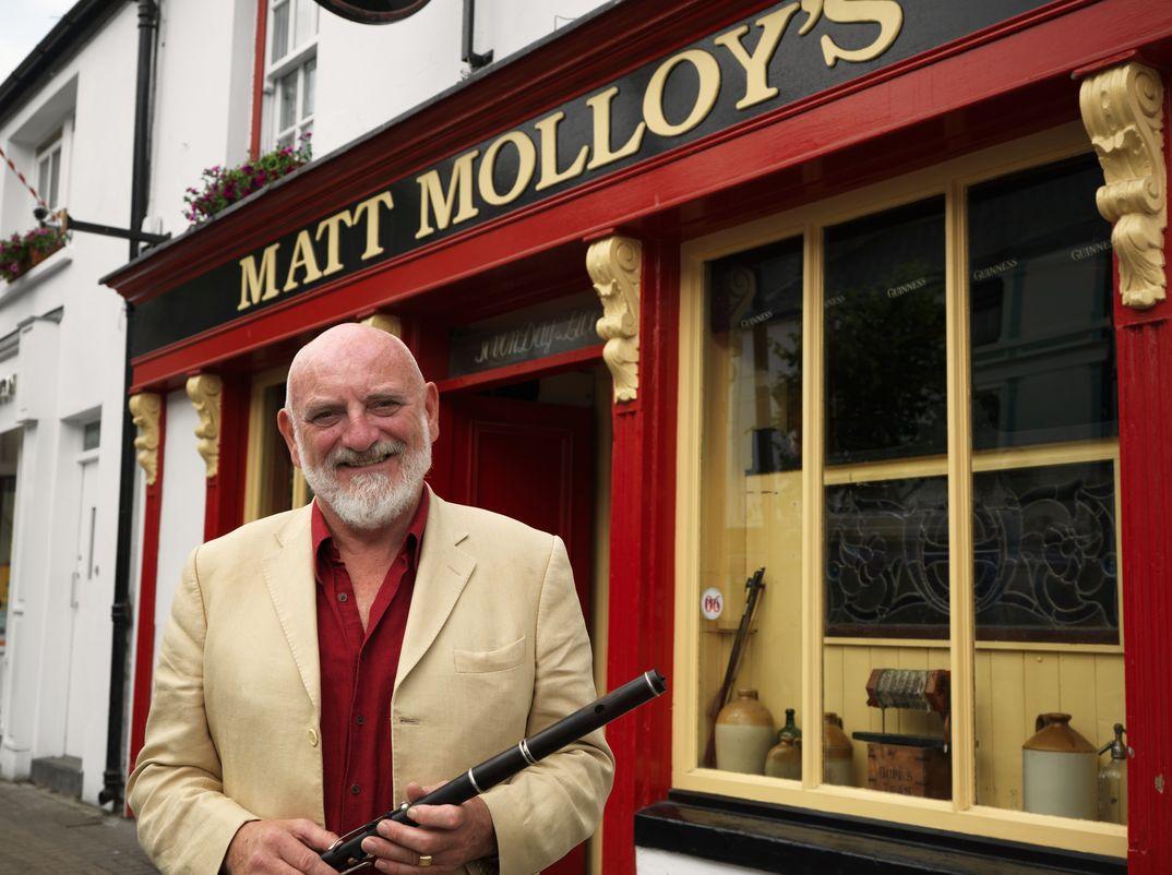 Matt Molloy's, Westport