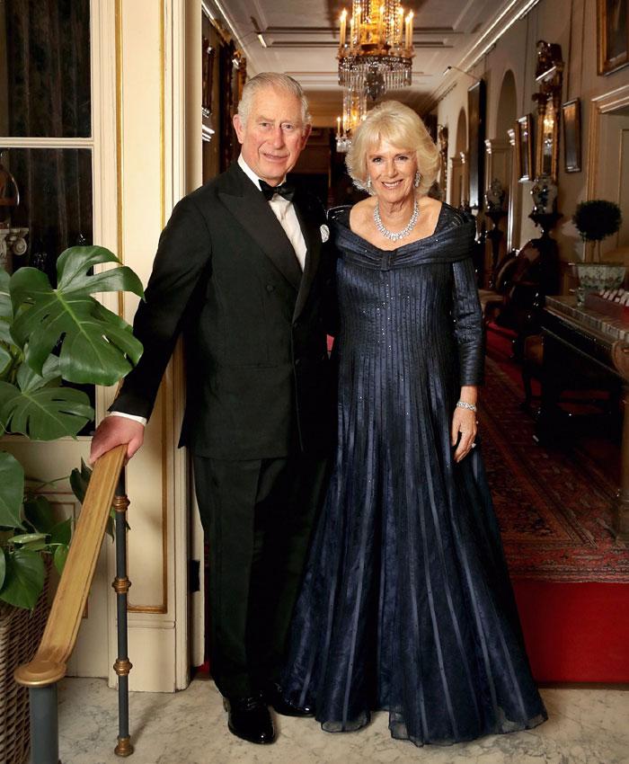 Principe Carlos y Camilla © Chris Jackson