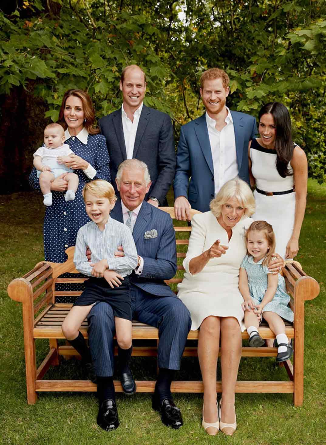 Príncipe Carlos de Inglaterra - 70 cumpleaños © Chris Jackson / Clarence House