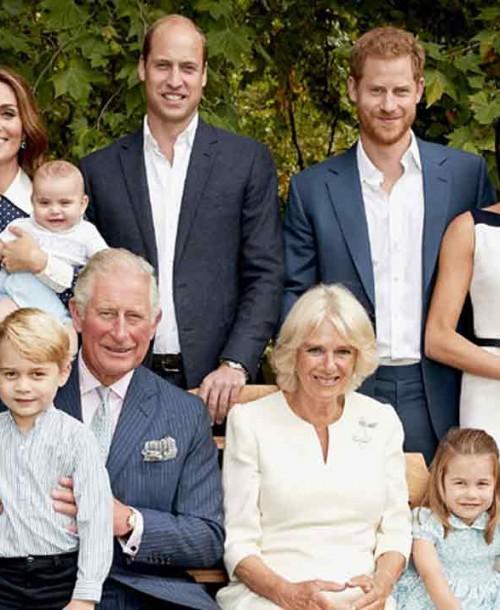 La imagen más familiar de Carlos de Inglaterra en su 70 cumpleaños