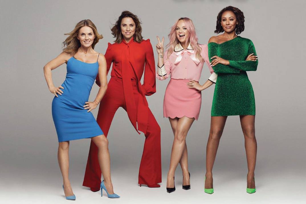 Las Spice Girls cancelan su gira por el supuesto escándalo sexual