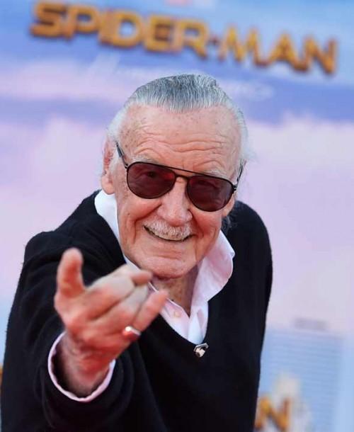 Los superhéroes de Marvel lloran la muerte de su creador, Stan Lee
