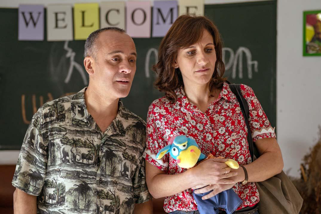 """Estreno de la segunda temporada de """"Vergüenza"""""""