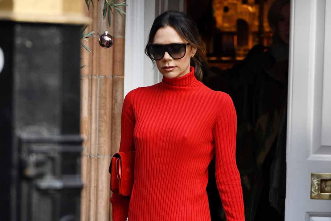 ¿Ha copiado Victoria Beckham el look a la reina Letizia?