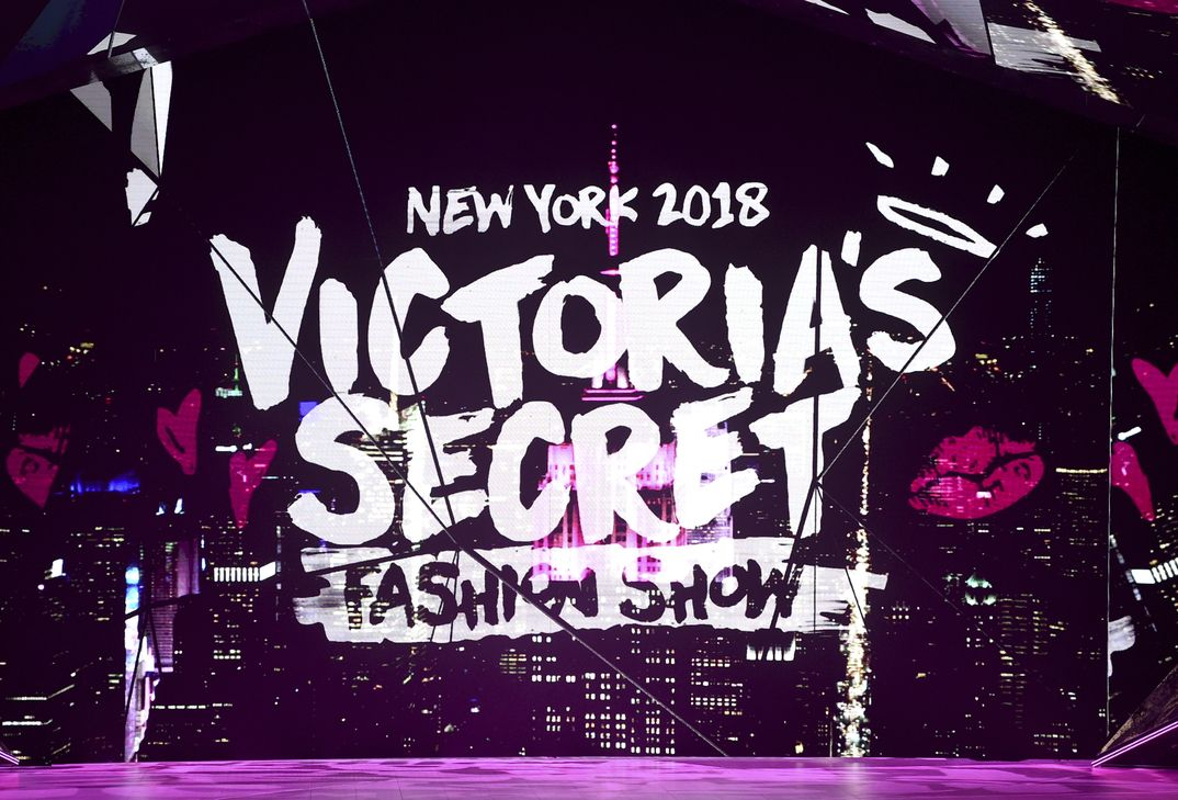Victoria's Secret Fashion Show - 2018