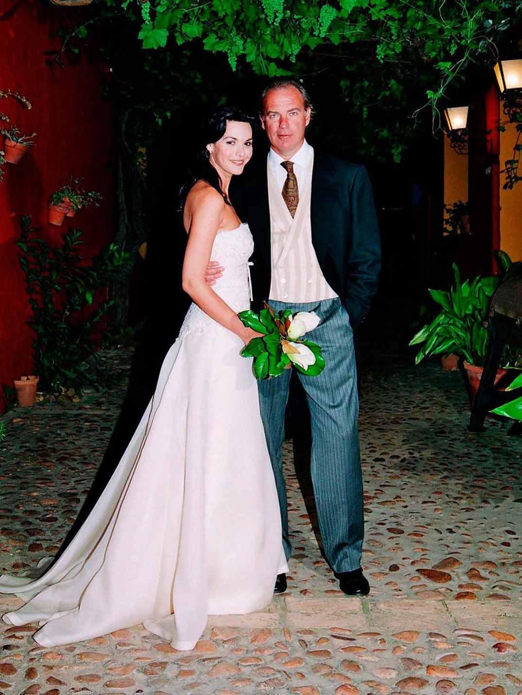 Bertín Osborne - Boda con Fabiola Martínez - 2006