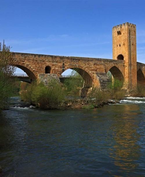 4 pueblos con encanto para aislarse en la provincia de Burgos