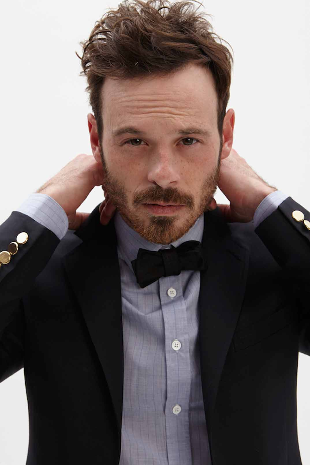 Scoot McNairy - Narcos Mexico © Netflix