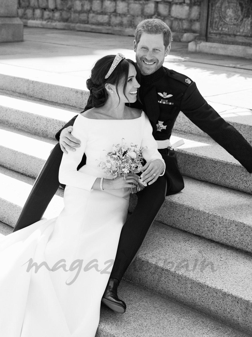 Boda Príncipe Harry y Meghan Markle (29/05/18)