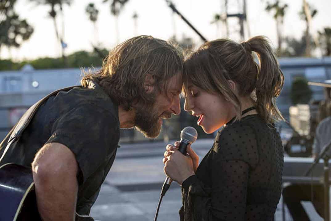 """""""Ha nacido una estrella"""" con Lady Gaga y Bradley Cooper esta noche en La 1"""