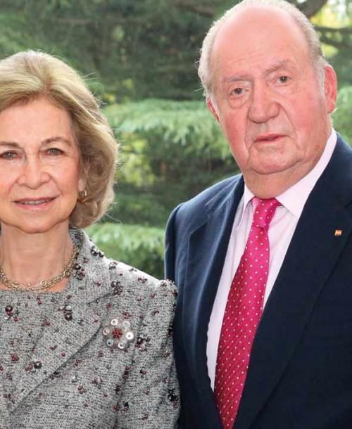¿Dónde se ha trasladado el rey Juan Carlos?