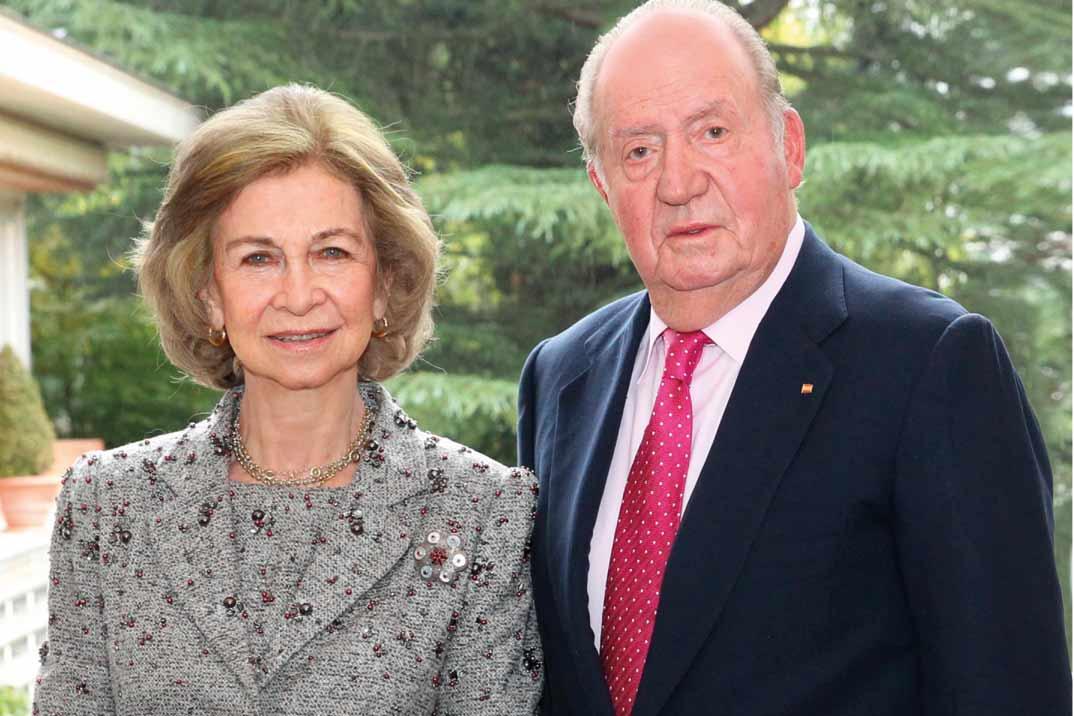 La asignación que el rey Felipe VI ha retirado a su padre, el rey Juan Carlos