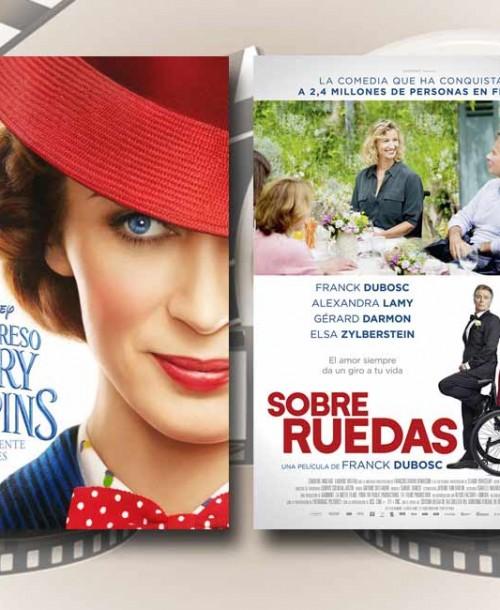 Estrenos de Cine de la Semana… 21 de Diciembre 2018