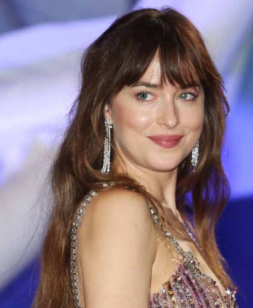 Dakota Johnson se viste de princesa