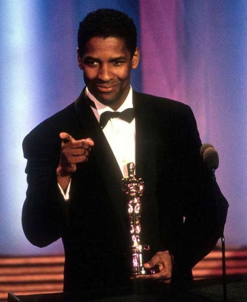 Así eran, Así son: Denzel Washington