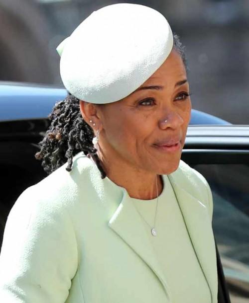 El feo gesto de la madre de Meghan Markle a la Reina de Inglaterra