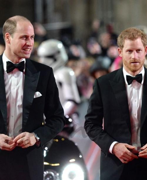 El príncipe Harry admite estar distanciado de su hermano
