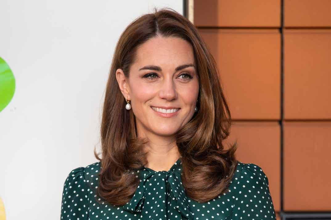 Kate Middleton y su pasión por los lunares