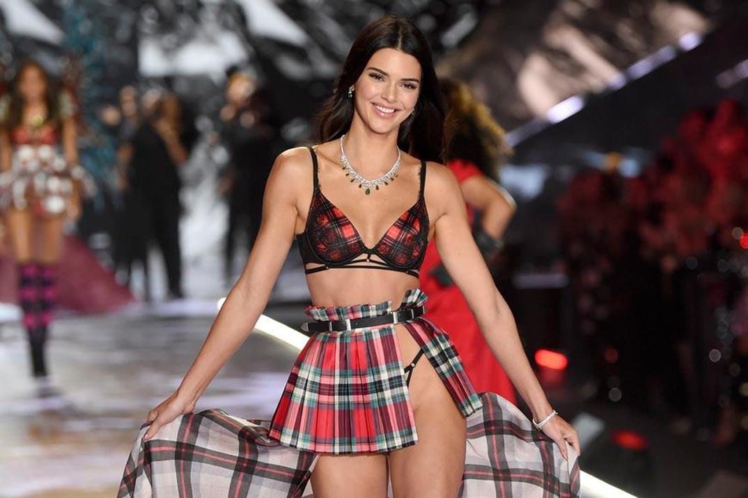 Kendall Jenner vuelve a ser la modelo mejor pagada del mundo
