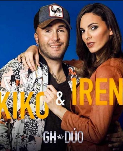 Kiko Rivera e Irene Rosales, los primeros concursantes de 'GH Dúo'