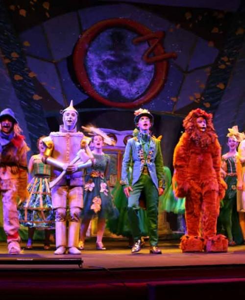 """""""El Mago de Oz""""… De Broadway a Madrid"""