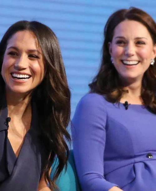 ¿Le copia Meghan Markle los estilismos a Kate Middleton?