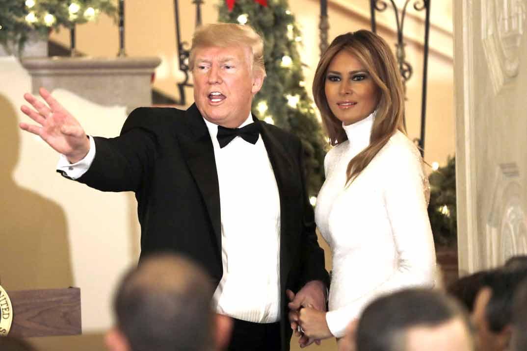 Donald Trump y Melania dan positivo por coronavirus