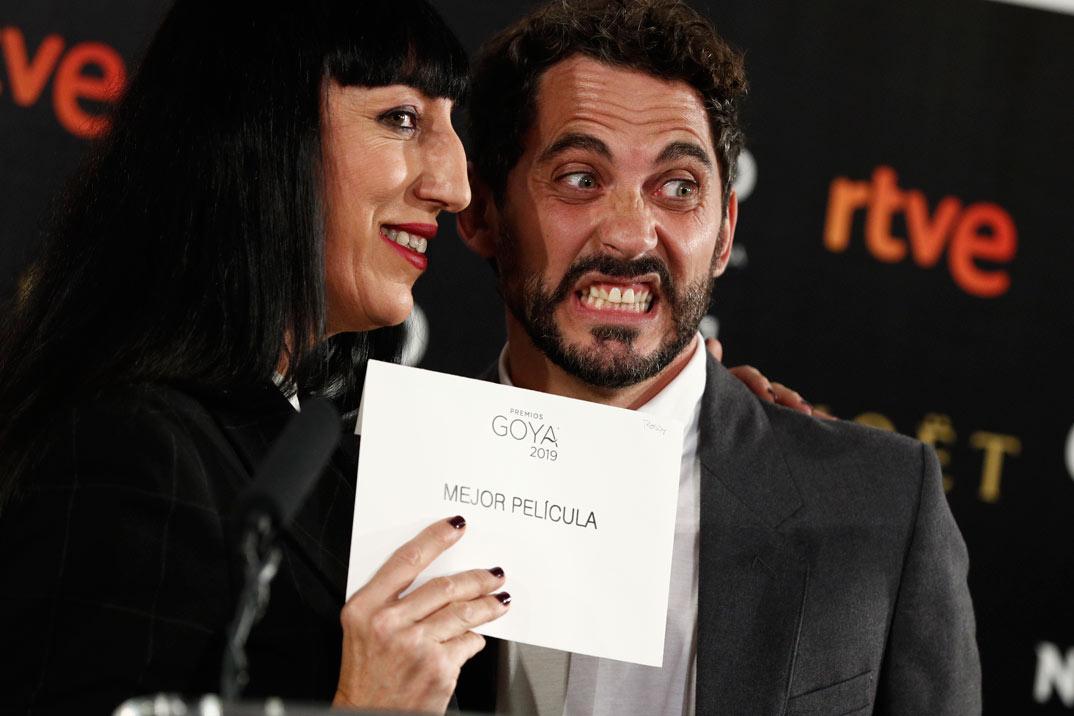 Todos los nominados a los Premios Goya 2019