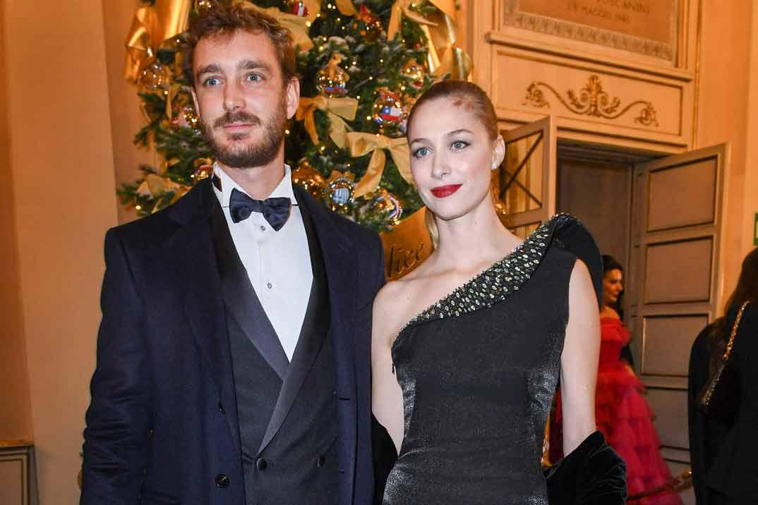 Pierre Casiraghi y Beatrice Borromeo, la pareja con más glamour de la Scala de Milán