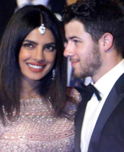 Pryanka Chopra y Nick Jonas… ¡Otra vez de boda!