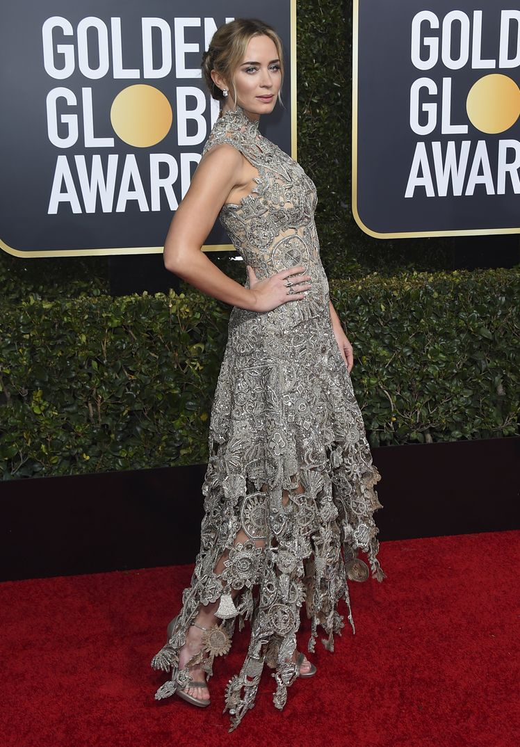 Emily Blunt Critics Choice Awards