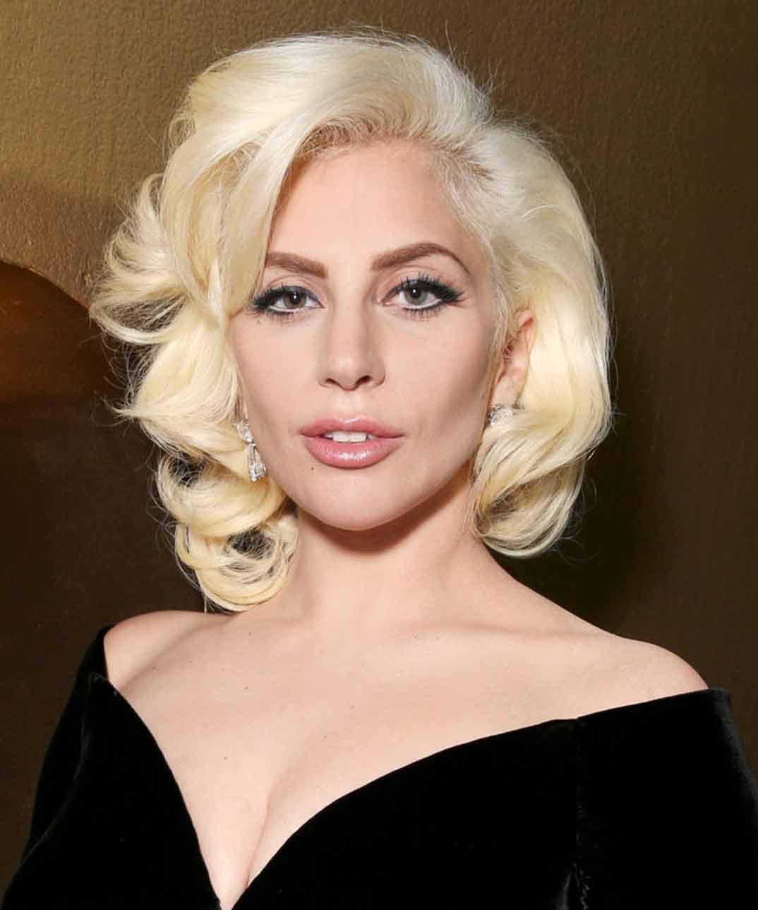 Lady Gaga - Globos de Oro 2015