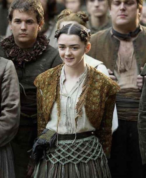 El sorprendente cambio de look de Maisie Williams