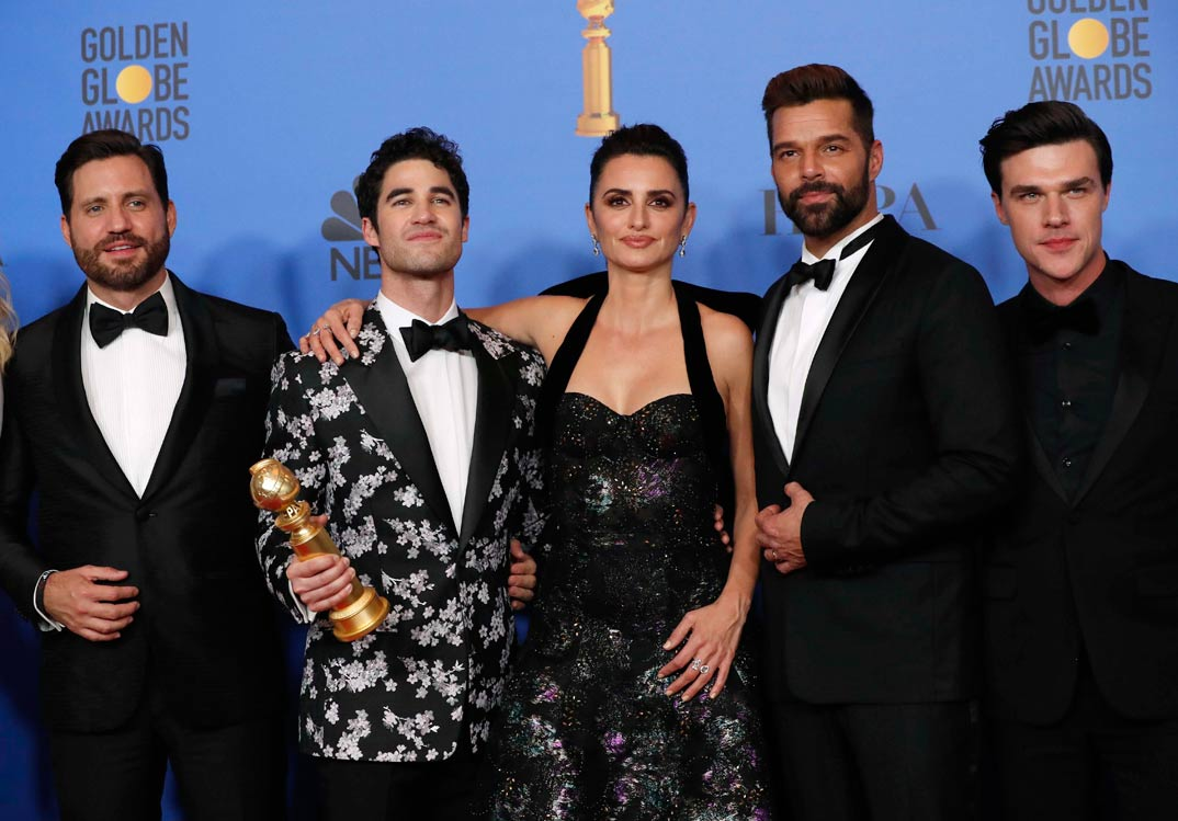 El Asesinato de Gianni Versace - Globos de Oro 2019