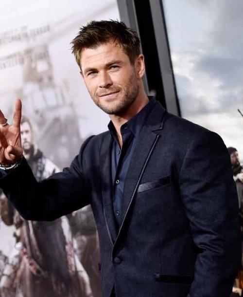 ¿Gracias a quién Chris Hemsworth se convirtió en Thor?