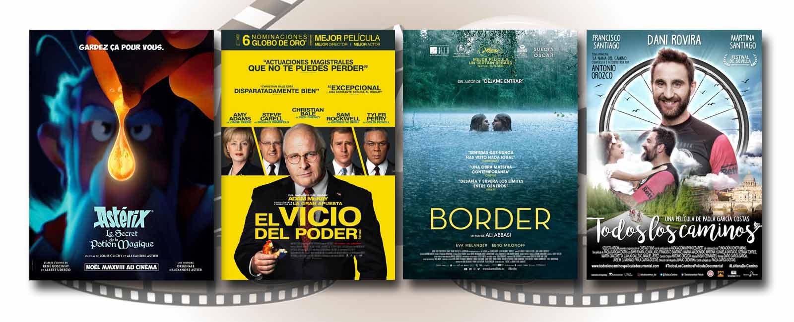 Estrenos de Cine de la Semana… 11 de Enero 2019